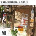 Wall mirror RECTANGLE M S245-23M 鏡・ミラー ダルトン 送料無料