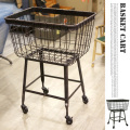 Basket cart(バスケットカート) 収納ワゴン S255-57 DULTON(ダルトン)