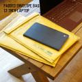 デスクグッズ パデッド エンベロープ バッグ タブレット ステーショナリー タブレットケース