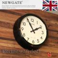 Electric wall clock(S) TR-4249  アートワークスタジオ