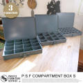 CONPARTMENT BOX(S) パシフィックファニチャーサービス 全3タイプ