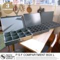 CONPARTMENT BOX(L) パシフィックファニチャーサービス 全3タイプ
