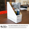 FELLOWS BANKERS BOX  208 MAGAZINE FILE
