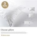 選べる枕(まくら) ピロー 4タイプ・3サイズ キタムラジャパン