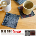 イーストサイドコースター EAST SIDE Coaster 90085 テーブルウェア バッシュ Basshu