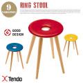 リングスツール(Ring stool) S-3165MP-NT 天童木工(Tendo mokko)