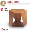 ムライスツール(Murai stool) S-5026TK-NT 天童木工(Tendo mokko)