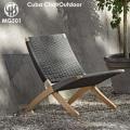 椅子 MG501 CUBA CHAIR OUTDOOR アウトドアチェア 折りたたみチェア キャンプ