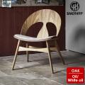 チェア 椅子 BM0949P オーク オイル仕上げ ホワイトオイル仕上げ 北欧
