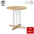 テーブル ラウンジテーブル E021 48cm オーク 北欧
