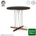 テーブル ラウンジテーブル E021 80cm ウォルナット 北欧