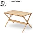 テーブル ダイニングテーブル アウトドア アウトドアテーブル 折りたたみテーブル 庭 屋外 野外