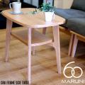 オークフレームテーブル(oak frame table) サイドテーブル ウレタン樹脂塗装 マルニ60 MARUNI60