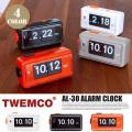 アラームクロック ALARM CLOCK AL-30 置き時計 トゥエンコ TWEMCO