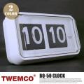 クロック CLOCK BQ-100 置き時計 トゥエンコ TWEMCO
