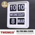 BQ-1700 CLOCK(クロック) パタパタクロック TWEMCO(トゥエンコ)