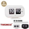 クロック CLOCK QT-35 置き時計 トゥエンコ TWEMCO