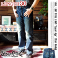 14oz.LONE STAR JEANS 5year Aged LENGTH30