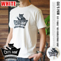 cats paw s/s tee 「old」ホワイト 2サイズ