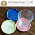 トライベッカ プラスチックウェア コースター TRIBECA PLASTICWARE Coaster TTT00911 テーブルウェア