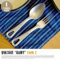 Vintage Army Fork L(ヴィンテージアーミーフォークL) 日本製