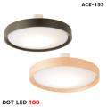 シーリングライトドット LED 100照明 ライト LEDシーリングライト