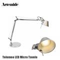 デスクライト Artemide アルテミデ Tolomeo LED Micro Tavolo