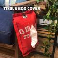 ティッシュボックスカバーオハイオ ティッシュケース アンドパッカブル AND PACKABLE