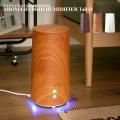 加湿器 アロマハイブリット加湿器 Tall-H PR-HF023 アロマ 超音波式 ヒーター