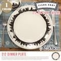 Fishs Eddy212 Dinner Plate