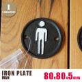 IRON PLATE MAN(アイアンプレートマン)