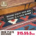 IRON PLATE GOOD WOMAN(アイアンプレートグッドウーマン)