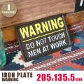 IRON PLATE WARNING(アイアンプレートワーニング)