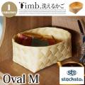 ティム オーバル M(Timb. Oval M)スタックストー(stacksto)