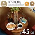 PLT Plants Table(プランツテーブル) サークルΦ45cm