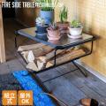 アウトドア Fire Side Table Stainless Top サイドテーブル キャンプ