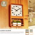 掛け時計 シャンブル ラッククロック CHAMBRE LUCK CLOCK CH-030