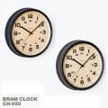 掛け時計 ブラムクロック 電波時計 ウォールクロック 時計 かけ時計