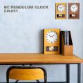 掛け時計 ビーシーペンデュラムクロック 振り子時計