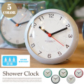 スタンド&ウォール シャワークロック stand&wall shower clock ELS-115 置き時計