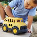 おもちゃ 子供 キッズ スクールバス  グリーントイズ