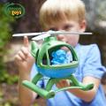 ヘリコプター グリーン おもちゃ 子供 キッズ  グリーントイズ
