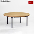 こたつウェルズ コタツテーブル 90コタツ 暖房 テーブル 家具 コーヒーテブル ローテーブル
