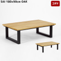 こたつサイ オーク 180コタツ 暖房 テーブル 家具 コーヒーテーブル ローテーブル