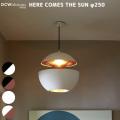 照明 HERE COMES THE SUN φ250 ライト ペンダントライト
