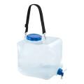 LOGOS 抗菌 広口 ショルダー 水コン16ソフトバケツ・水コンテナ