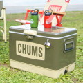 CHUMS Steel Cooler Box 54L チャムススチールクーラーボックス54L