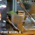 焚火台 ファイヤーウィール 焚火台 FIRE WHIRL S 5枚組 アナキャン ANCAM ANC-009 焚き火 スタンド パーツ アウトドア キャンプ 西海岸 ソロキャンプ 外ご飯 焚火 バーベキュー 燻製 ガレージブランド