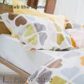 Lサイズ ピローケース(封筒式) ガーデン ファブザフォーム マルチ全2色
