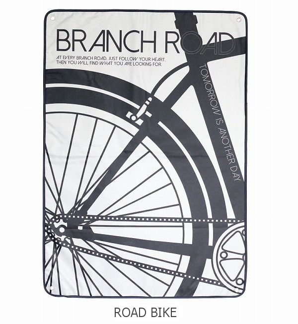 ピクトリアル レジャーシート ROAD ロードバイク 自転車 レジャーマット 運動会 キャンプ アウトドア フェス 遠足 おしゃれ かわいい